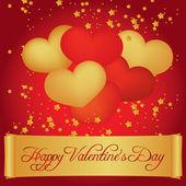Valentine's day — Stockvektor