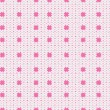 Royalty-Free Stock Векторное изображение: Knitting pattern vector