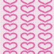 Royalty-Free Stock : Knitting pattern vector
