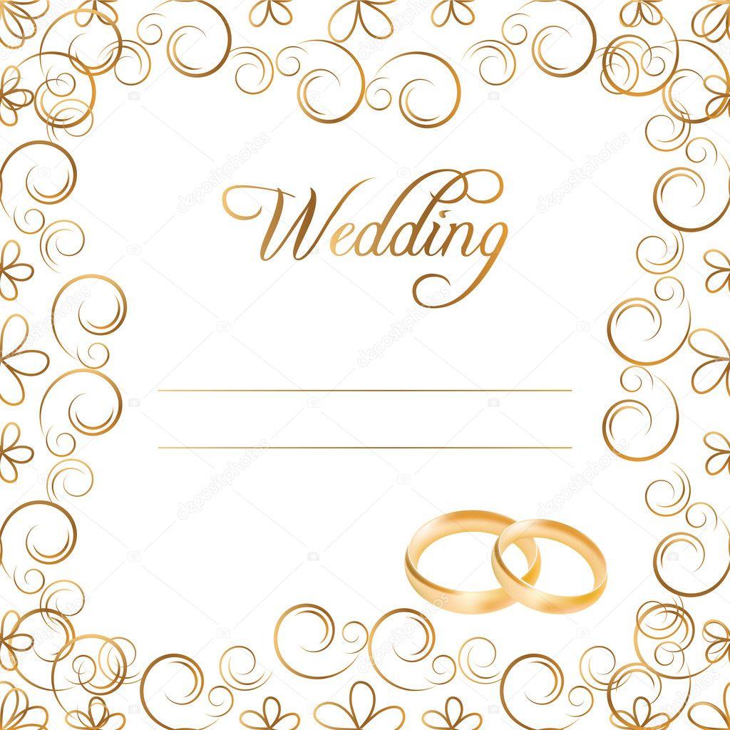 Vector Wedding Cards - Stock Vector ? Korobovaok #9295874