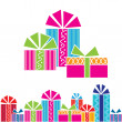 Royalty-Free Stock Vector Image: Vector gifts