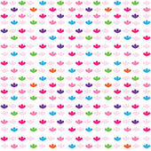Seamless abstract color pattern — Stock Vector