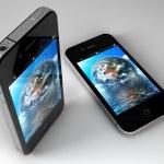 Mobile Smart Phone — Stock Photo #8093291