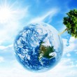 Earth Ecology — Stock Photo
