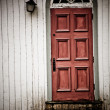 Old wooden door — Stock Photo #9281581