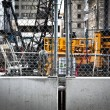Urban Construction Site - Stock Photo