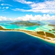 Bora Bora island — Stock Photo
