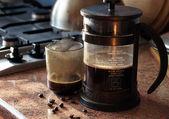 Kaffe tid — Stockfoto