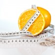 Diet and health — Stock Photo