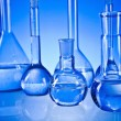 Laboratory glassware — Stock Photo #8222528