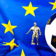 Stock Photo: Euro 2012 football games
