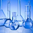 Laboratory glassware — Stock Photo #8223412
