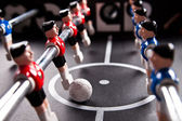 Table soccer game — Stock Photo