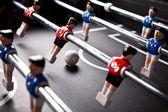 Juego de futbol de mesa — Foto de Stock
