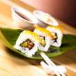 Sushi for lunch - Stockfoto