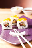 Sushi for lunch — Stock Photo