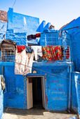Jodhpur the blue city in Rajasthan state in India. — Stock Photo