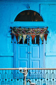 """Jodhpur the """"blue city"""" in Rajasthan state in India. — Stock Photo"""