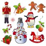 Christmas Vector Illustration — Stock Vector #8159164