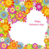 Valentines background — Stock Vector