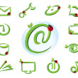 iconos 2 — Vector de stock  #8528683