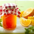 Orange marmalade — Stock Photo #8085591