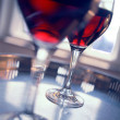 Red wine — Stock Photo #8088384