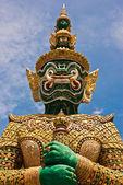 Guard Daemon - Royal Palace — Stock Photo