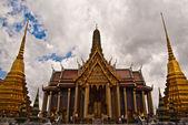 Wat phra kaew tajlandia — Zdjęcie stockowe