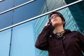 Mobilny comunicattion — Zdjęcie stockowe