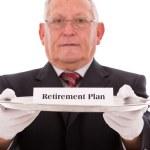 Insurance plan — Stock Photo