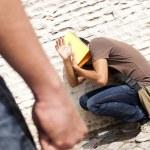 Bullying Victim — Stock Photo #8638337