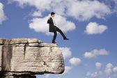 следующий шаг бизнес — Стоковое фото