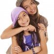 Young happy sisters — Stock Photo #8659049