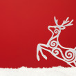 Christmas background — Stock Photo
