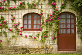 Flower House — Stock Photo