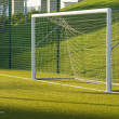 Soccer net — Stock Photo