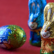 Easter bunnys - Stock Photo