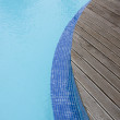 Pool detail — Foto de Stock