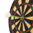 Stock Photo: Bullseye 4