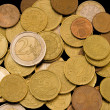 Money coins - Stock Photo