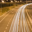 Highway at night — Stock Photo #8673724