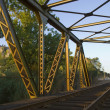 Railroad bridge — Stock Photo #8675123