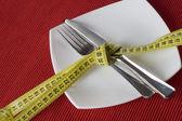 Control obesity — Stock Photo