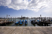 Venice postcard — Stock Photo