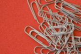 Office Clips — Stock Photo