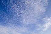 Belle nuvole — Foto Stock