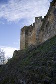 Mur de château — Photo