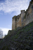 Castle wall — Stockfoto