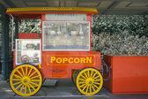 Popcorn stánku — Stock fotografie